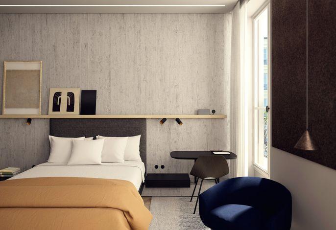 Hotel National Arts et métiers - Paris / Ile-de-France