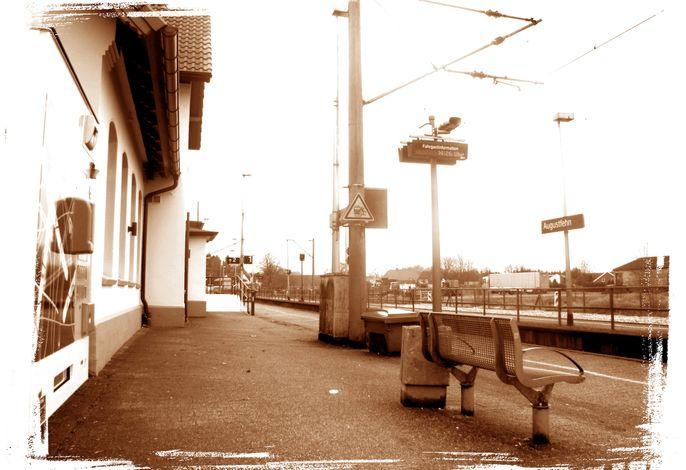 Gleis 3 (Bahnhof Augustfehn)