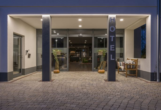 Hotel GERMANIA Wissen
