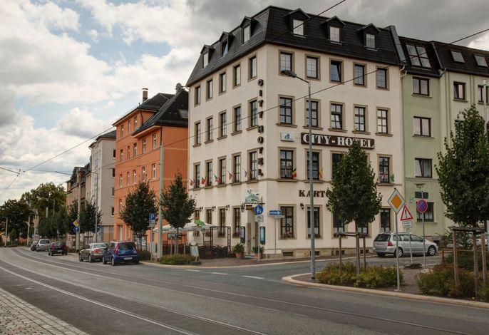 City-Hotel Plauen