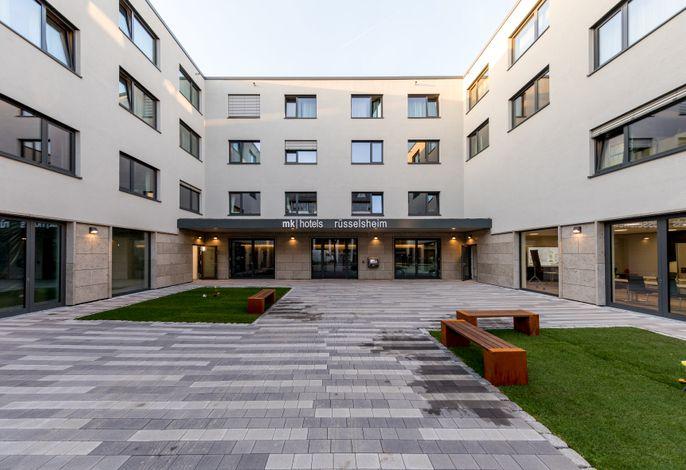 mk hotel rüsselsheim