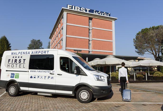 First Hotel Malpensa Airport