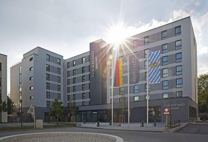 Courtyard Oberpfaffenhofen Munich South