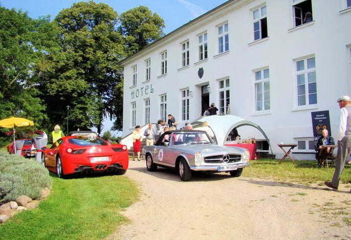 Ostsee-Gutshaus