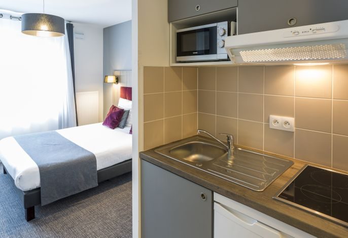 Nemea Appart Hotel Strasbourg Elypseo