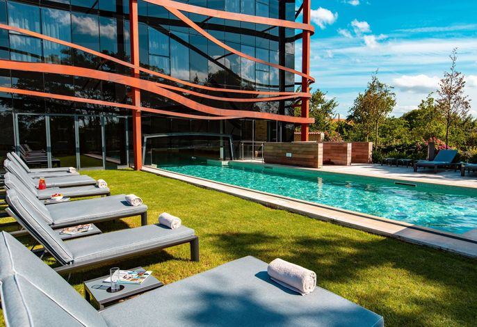 Hotel Chais Monnet and Spa
