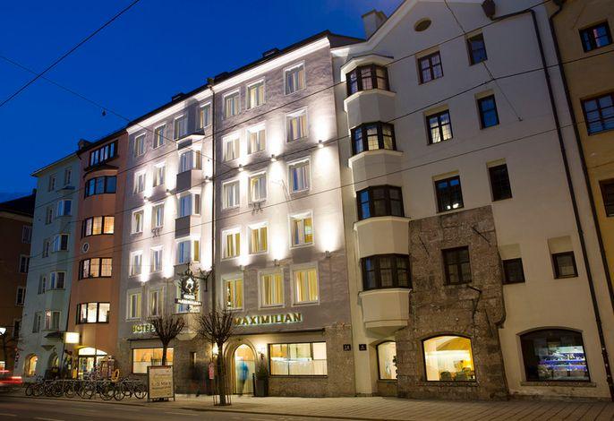 Hotel Maximilian Stadthaus Penz