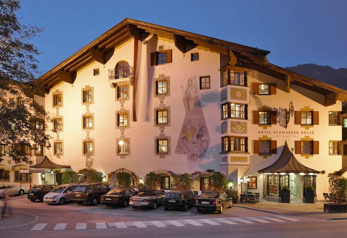 Schwarzer Adler Kitzbühel Wellness SPA Hotel Sup.