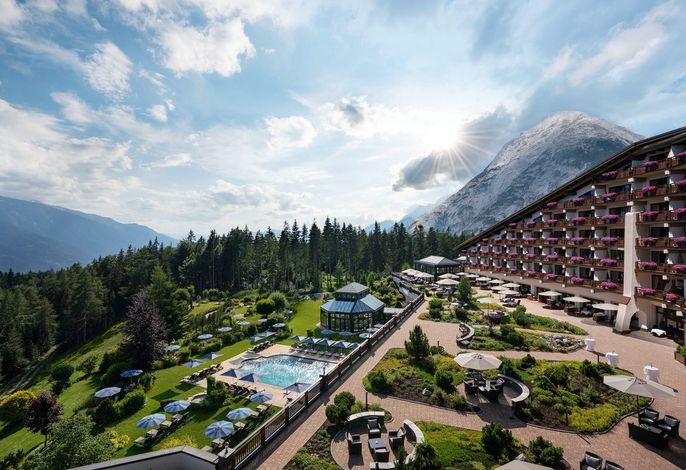 Interalpen-Hotel Tyrol Superior