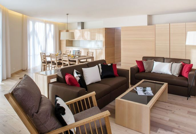 Premium Apartments edel:weiss (SML550)