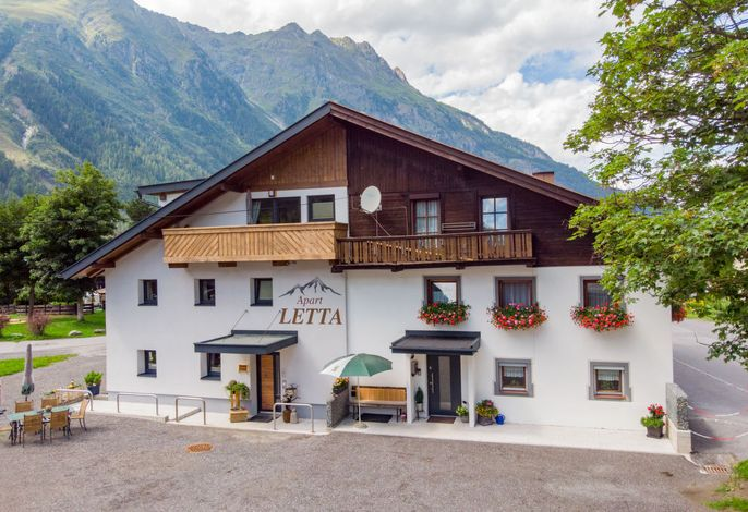 Apart Letta Tirol