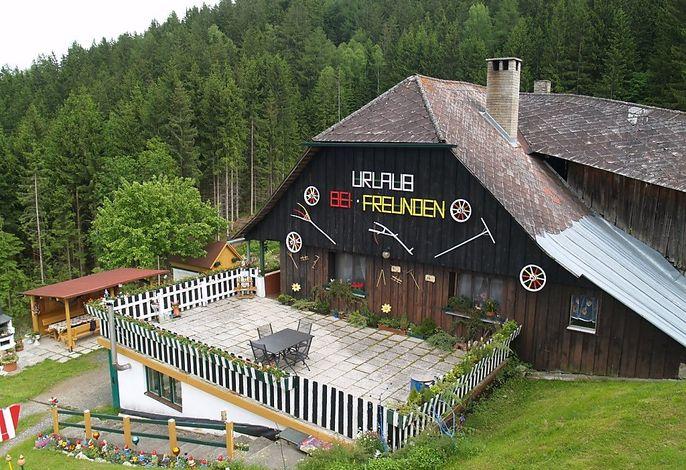 Waldfriedenhütte