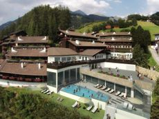 Goldried Park Matrei in Osttirol