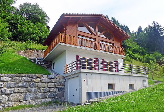 Chalet Double Rouge