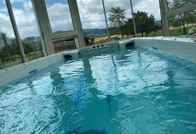 Maison de vacances - Villa Spa de l'Ajoi