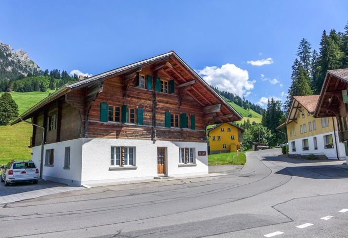 Chalet Alte Post