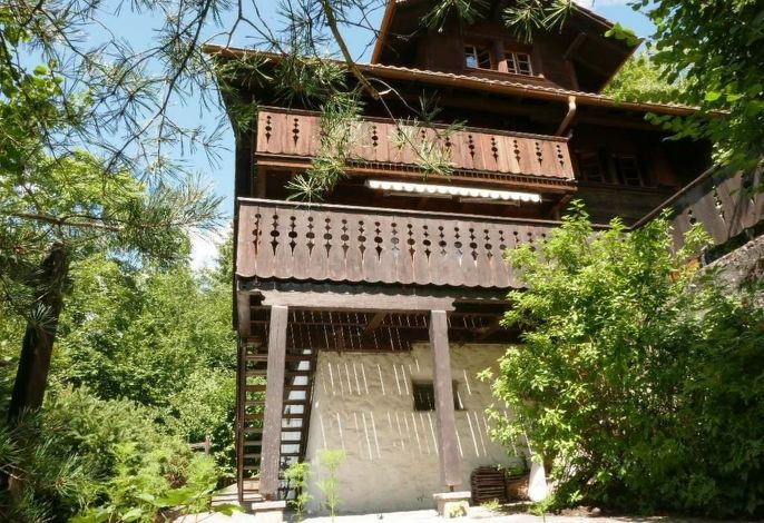 Tree-Tops, Chalet