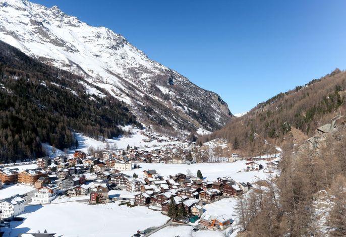Haus Alpenstern, Wohnung Aelpi