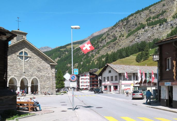 Berg-Idyll