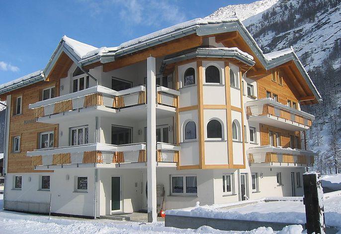 Haus Alpenstern, Wohnung Distel