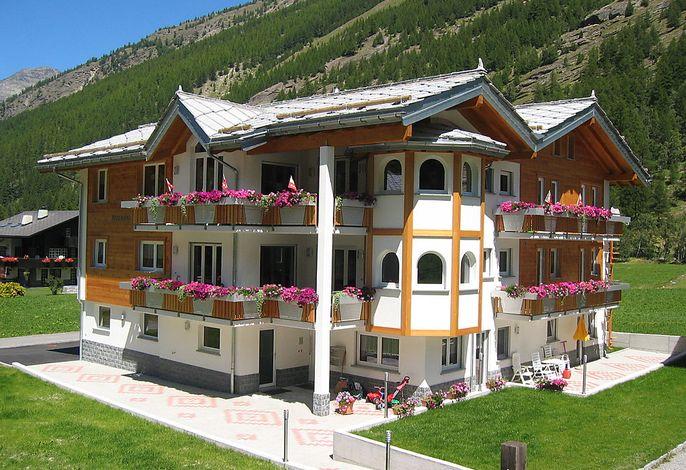 Haus Alpenstern, Wohnung Trift