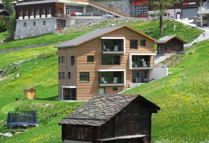 Sera Lodge, Wohnung Bietschhorn