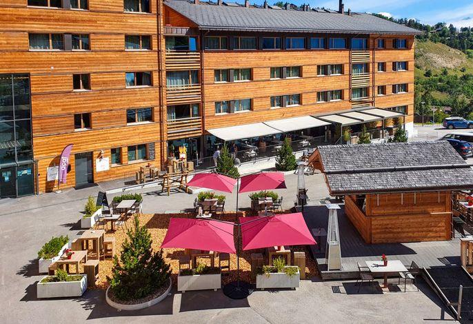 SWISSPEAK Resorts 4 pièces duplex