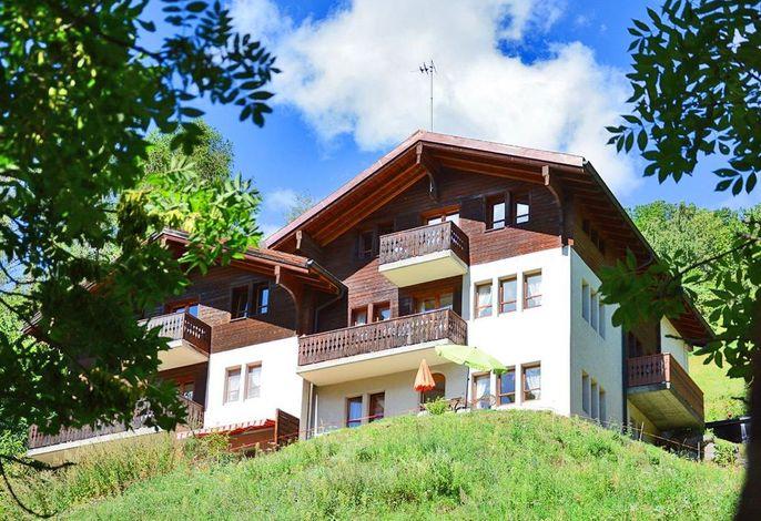 Pantke, Wohnung Schwarzhorn