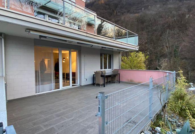 Vista Lago Maggiore 1.floor left