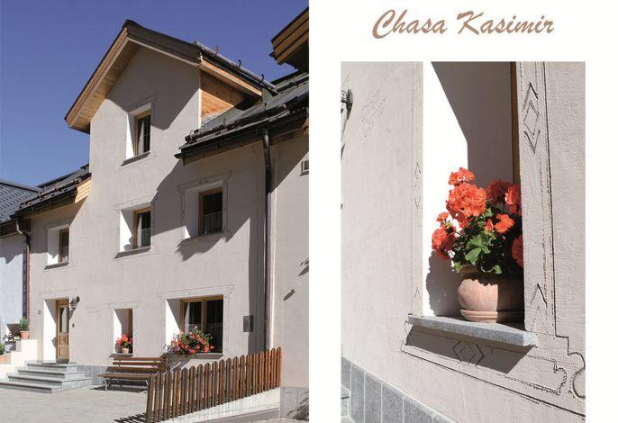 Ferienhaus Chasa Kasimir Nr. 1