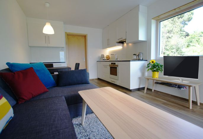 Apartment Bijou am Bach