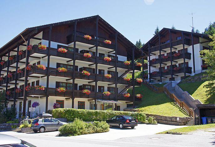 Alpenappartement Buchenhöhe