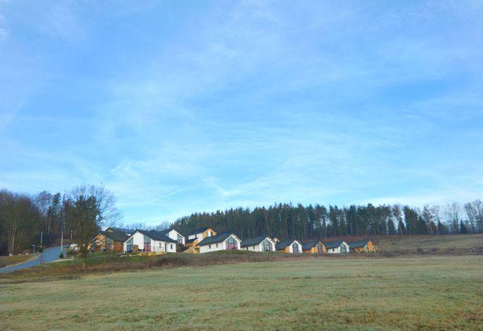Feriendorf an der Therme Obernsees