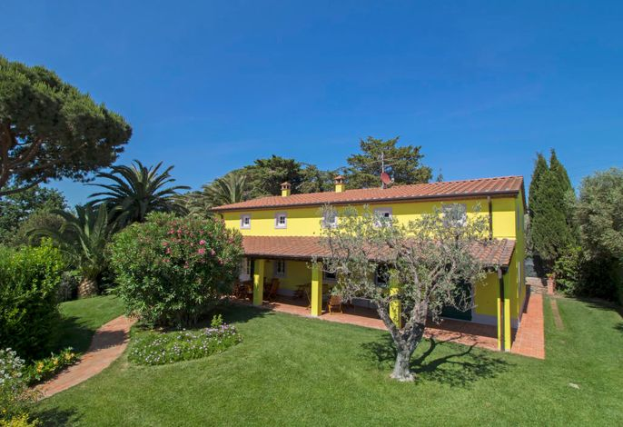 Villa il Pellicano