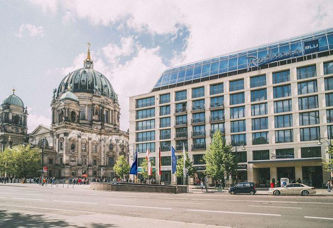 Radisson Blu Hotel, Berlin - Berlin / Berlin und Umland