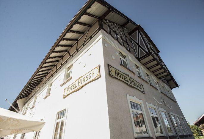Hotel Historischer Dorfgasthof Hirsch - Leutkirch im Allgäu / Allgäu