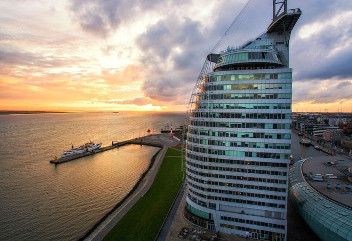 ATLANTIC Hotel Sail City - Bremerhaven / Bremerhaven und Umland