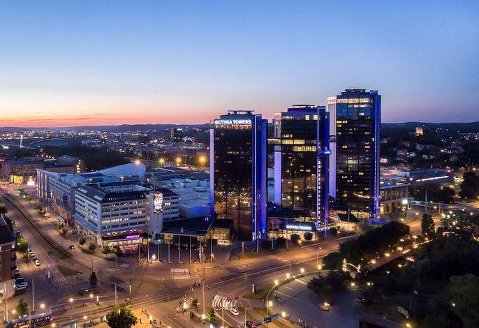 Gothia Towers - Göteborg