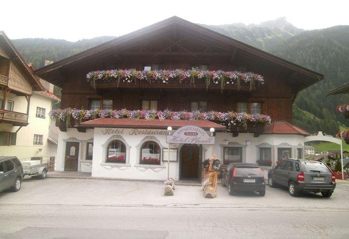 Hotel Garni Pfandl - Neustift im Stubaital / Innsbruck und Umland