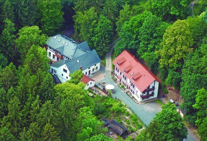Land-gut-Hotel Waldgasthof Zur Margarethenmühle - Roßwein / Leipzig und Region
