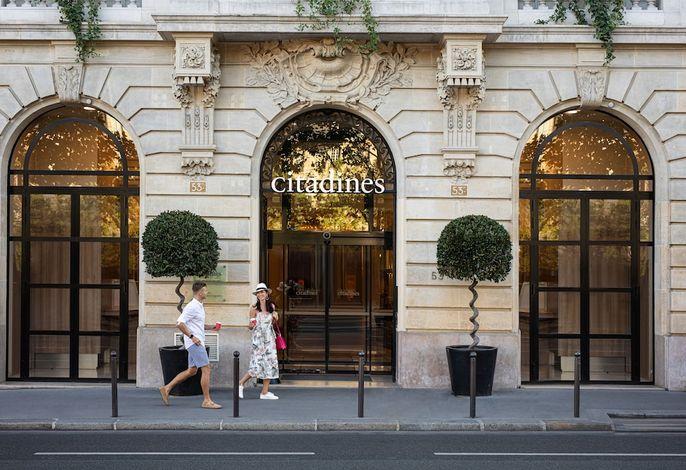 Citadines Apart'hotel Saint-Germain-des-Prés Paris - Paris / Ile-de-France