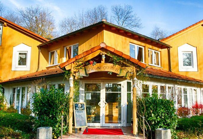 Hotel Rosengarten - Naunhof / Leipzig und Region