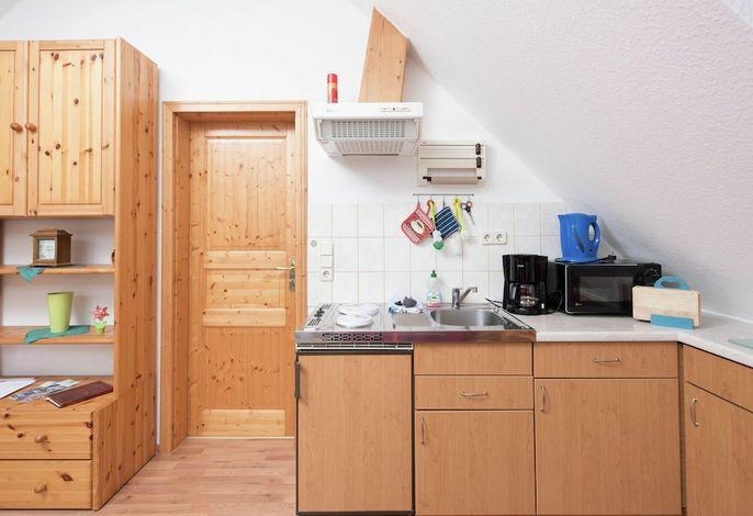 Eigene Küche