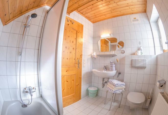 FEWO Schwalbennest Bad / Dusche / WC