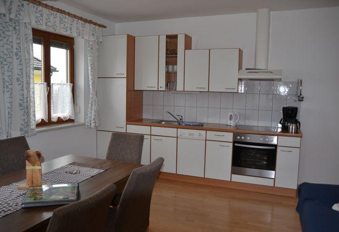 Magdalensbergblick Küche