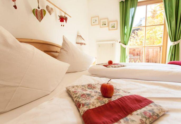 Blumenwiese Schlafzimmer
