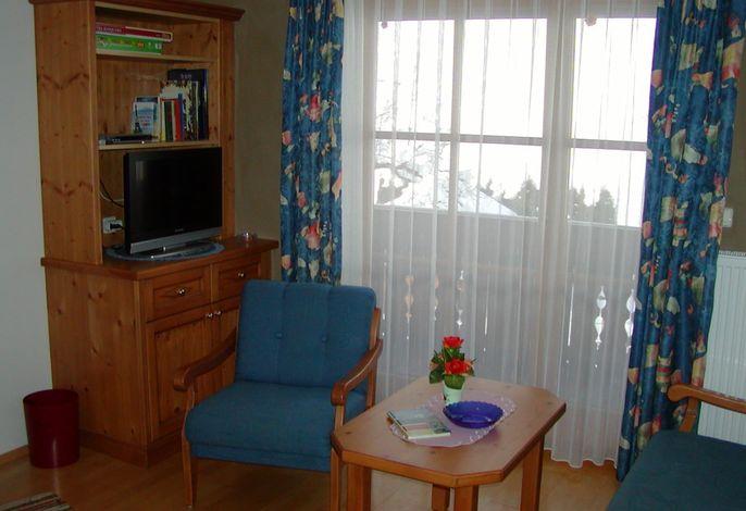 Familienappartement Typ Norden Wohnzimmer