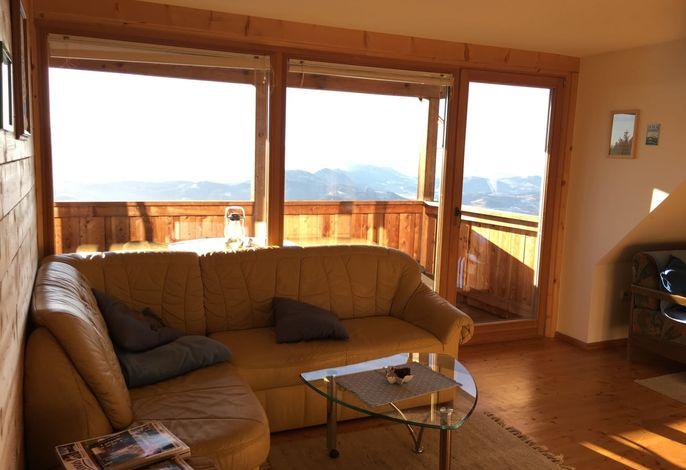 Couch der Wohnung Viktoria