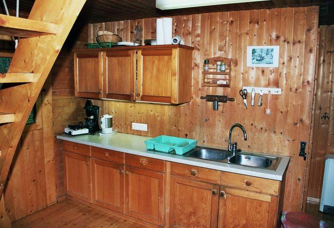 Bischofhütte Küche