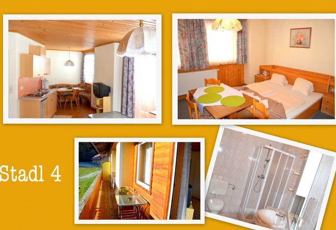 Apartment für 2-3P.; https://www.talhof.net